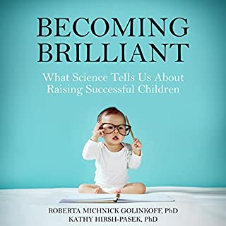 Becoming Brilliant cover art