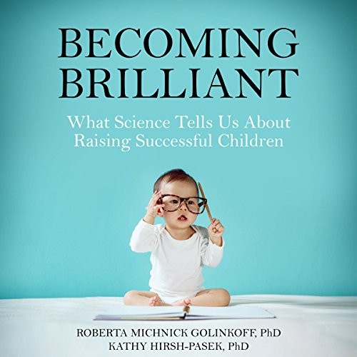 Becoming Brilliant audiobook cover art