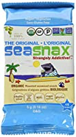 SeaSnax Organic Seaweed Original 6 Pack 0 18 oz 5 g Each