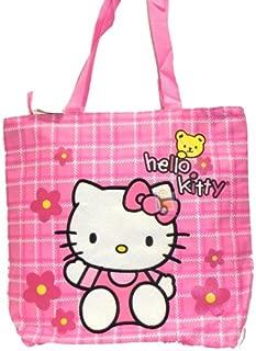 Sanrio Hello Kitty Pink Tote Bag with Yellow Bear