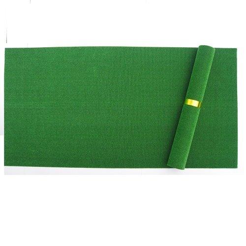 ワタナベ工業 人工芝 グリーン 1帖用 約91×178cm 日本製