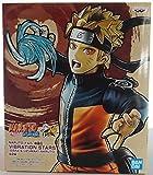 Banpresto-BP19961 Figura Vibration Stars Gara & Uzumaki Naruto (BP19961)