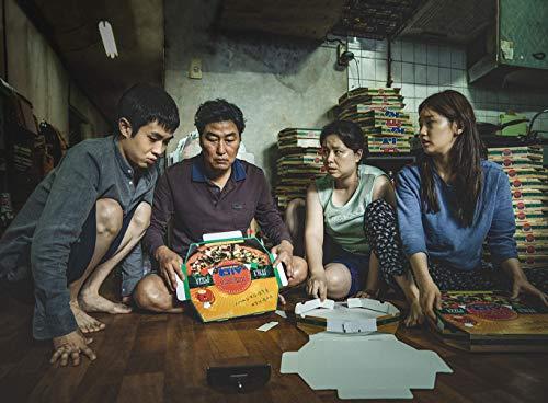パルンソンE&A『パラサイト半地下の家族』