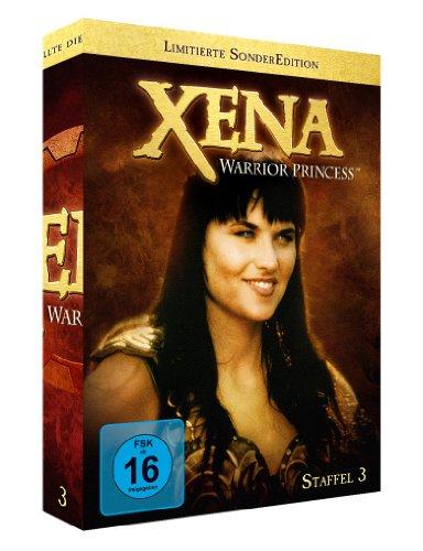 Warrior Princess - Staffel 3 (Limited Edition) (6 DVDs)