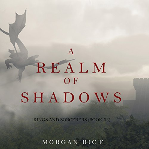 A Realm of Shadows audiobook cover art