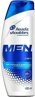 Shampoo De Cuidados Com A Raiz Head & Shoulders Men 3Em1 400Ml, Head & Shoulders