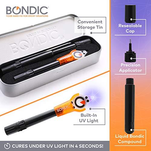 Bondic UV Plastic Welding Kit