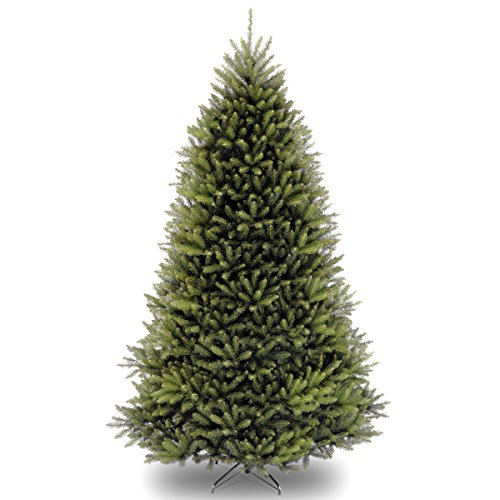 National Tree 10 Foot Dunhill Fir Tree, Hinged (DUH-100)