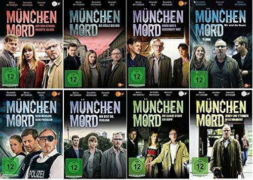 8 Filme Paket (8 DVDs)
