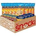 16-Pack Tostitos Bite Sized Rounds, Salsa Cups, & Nacho Cheese Variety Pack