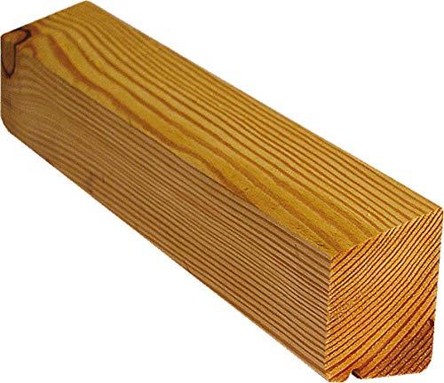 Gartenwelt Riegelsberger Premium Zaunriegel aus Lärchenholz 45x68 mm Länge 195 cm Lärche