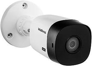 "Câmera Intelbras VHL 1120 B HD 720p Sensor 1/2.7"" Lente 3.6mm HDCVI Lite Menu OSD 20M IR - 1120B"