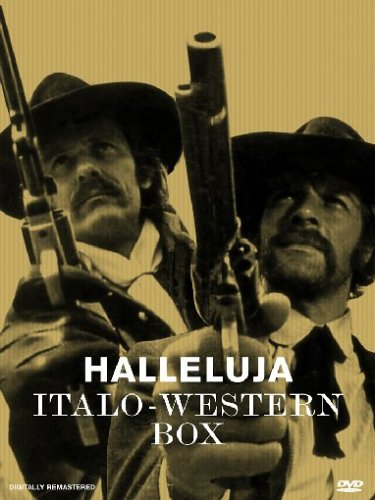 Halleluja Italo-Western-Box [3 DVDs]
