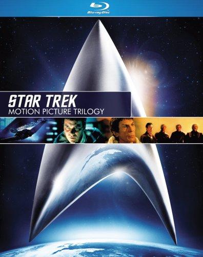 Star Trek: Motion Picture Trilogy (3 Blu-Ray) [Edizione: Stati Uniti] [Reino Unido] [Blu-ray]