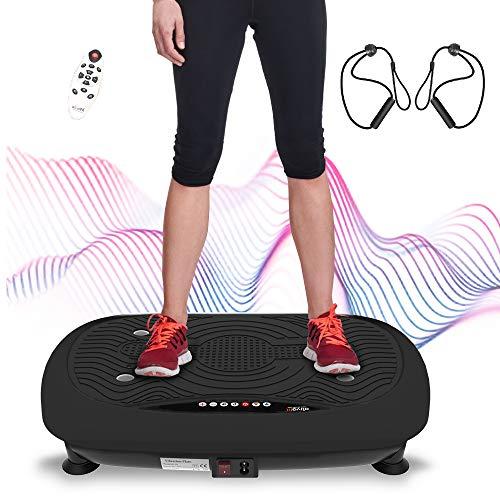 ATIVAFIT Fitness Vibrationsplatte mit...