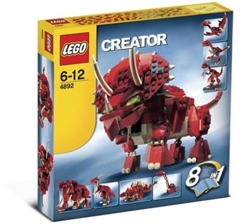 Lego Creator 4892 - Dinosaurier