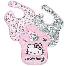 Image of Bumkins Hello Kitty. Brand catalog list of Bumkins.