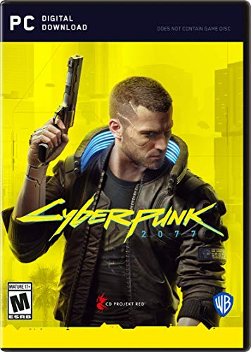 [Amazon] Cyberpunk 2077 PCDD ($39.99/33% Off)