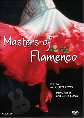 Masters Of Flamenco [USA] [DVD]