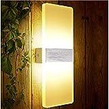 XIAJIA- 6W LED Lámpara de pared Interior,Moderna...