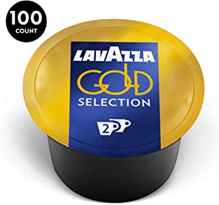 Lavazza Blue Espresso Gold Selection 2 Coffee Capsules (Pack Of 100)