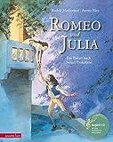 Romeo und Julia: Das Ballett nach Sergei Prokofjew (Musikalisches Bilderbuch mit CD) - Rudolf Herfurtner