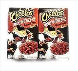 Cheetos Mac'n Cheese Flamin Hot flavor (pack of 2)