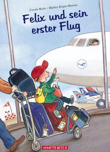 Felix und sein erster Flug