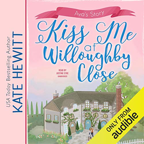 Kiss Me at Willoughby Close cover art