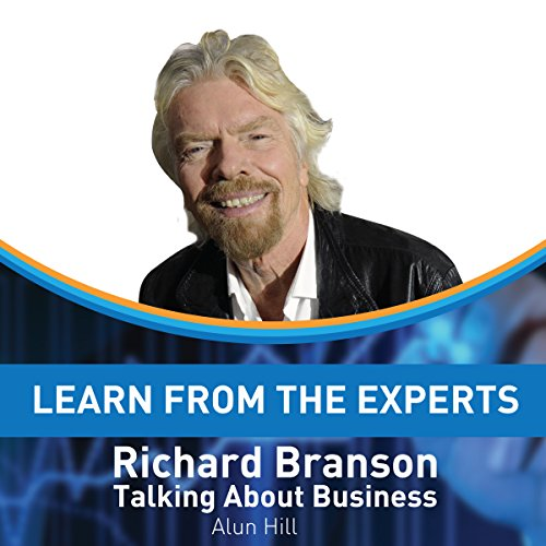 Learn from the Experts: Richard Branson audiobook cover art