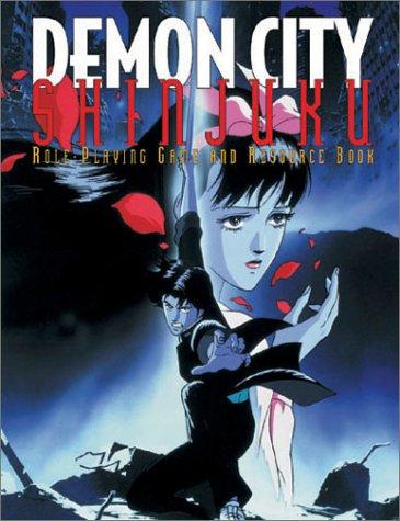 Demon City Shinjuku: Role Playing Game and Resource Book