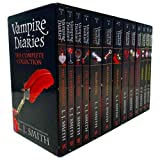 Vampire Diaries The Complete Collection Books 1 - 13 Box Set by L. J. Smith