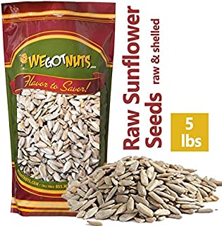 We Got Nuts Sunflower seeds raw 5 pounds
