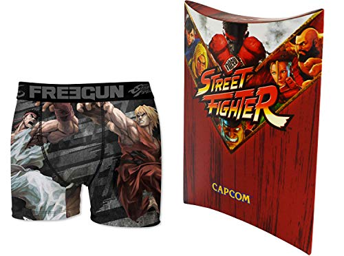 Street Fighter Boxer Collection Officielle Freegun - Homme Taille M