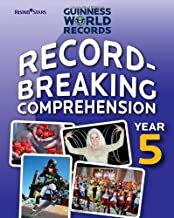 Record Breaking Comprehension: Year 5 (Guinness World Records) by Various (2013) Paperback