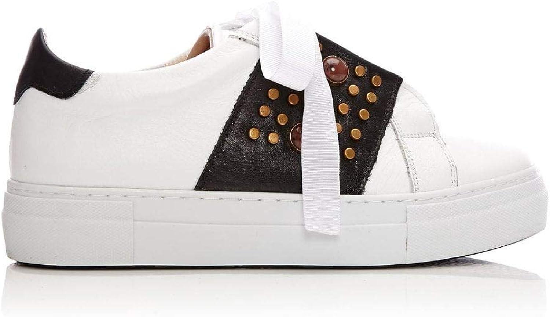 Moda In Pelle Bellavita White Leather