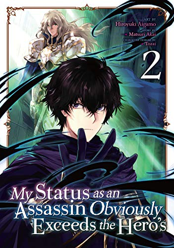 My Status as an Assassin Obviously Exceeds the Hero's Vol. 2 (English Edition)