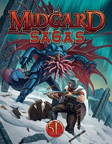 5th Edition Kobold Press Midgard Sagas
