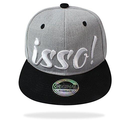 Glamexx24 Unisex Basecap Starter Hat Hip Hop Cap Schirmmütze Baseballcap Baseball Mütze Kappe