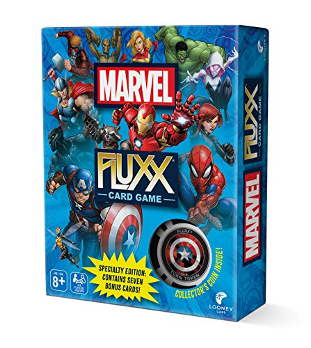 Looney Labs 102 - Marvel Fluxx