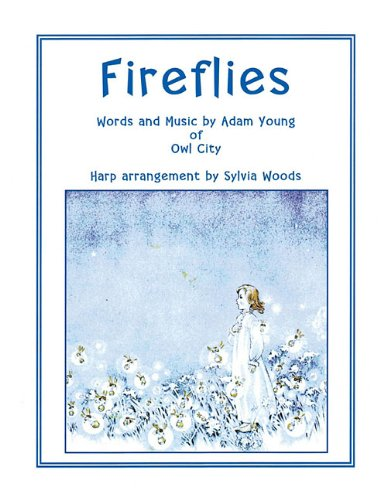 Fireflies: Harp Arrangement