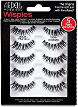 Ardell 5 Count Wispies Black Strip Lashes