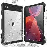 iPad Pro 11 Waterproof Case, IACase IP68 Waterproof iPad Pro 11 Inch 2018 Release Waterproof Case with Lanyard Built-in Screen Protector Rugged Waterproof Shockproof Case for Apple iPad Pro 11