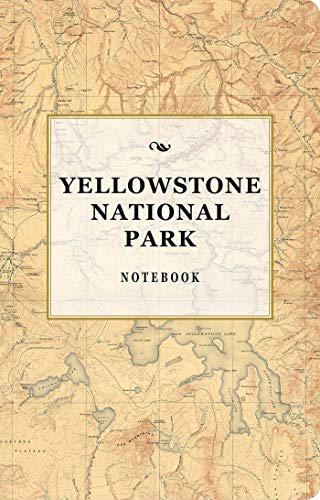 Yellowstone National Park Signature Notebook (The Signature Notebook Series)