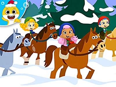 Holiday Ride with the Bubble Guppies