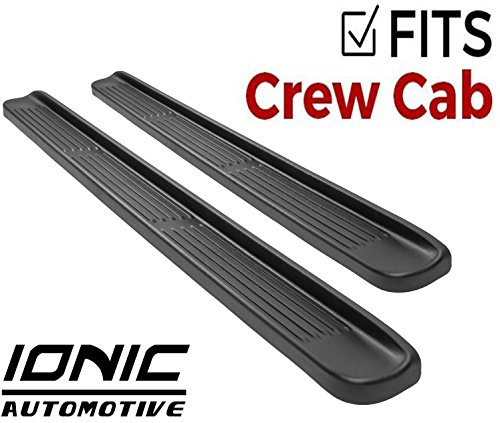 Ionic Factory Style (fits) 2019 Dodge Ram 1500 Crew Cab Only Running Boards Side Steps (38008482082) 6 Lug Model ONLY