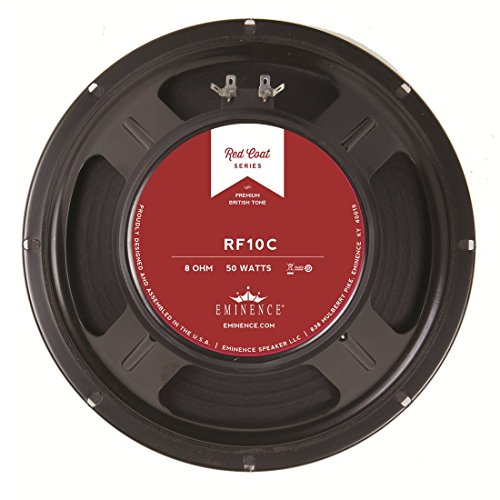 Eminence Red Coat Series Red Fang RF10C 10
