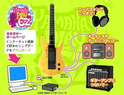 Cheap Yamaha EZ-EG Self-Teaching Electric Guitar (Wood Body) Black Friday & Cyber Monday 2019