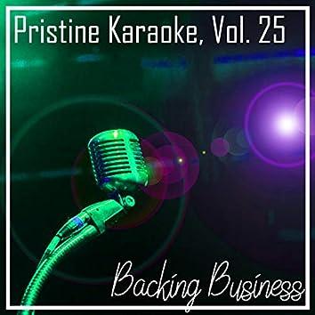 Pristine Karaoke, Vol. 25
