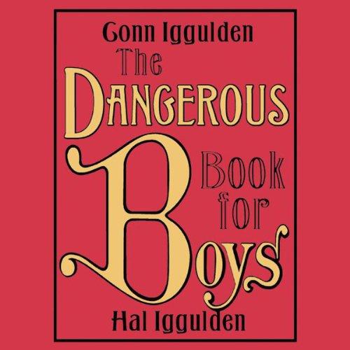 Bargain Audio Book - The Dangerous Book for Boys